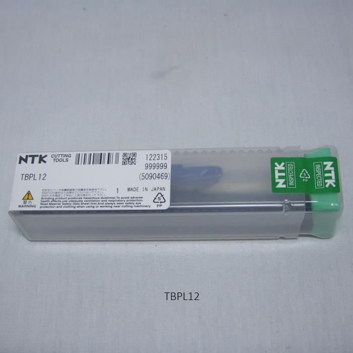 NTK 後挽き加工用バイト用ホルダ SSバイト後挽き用TBP型 TBPL12