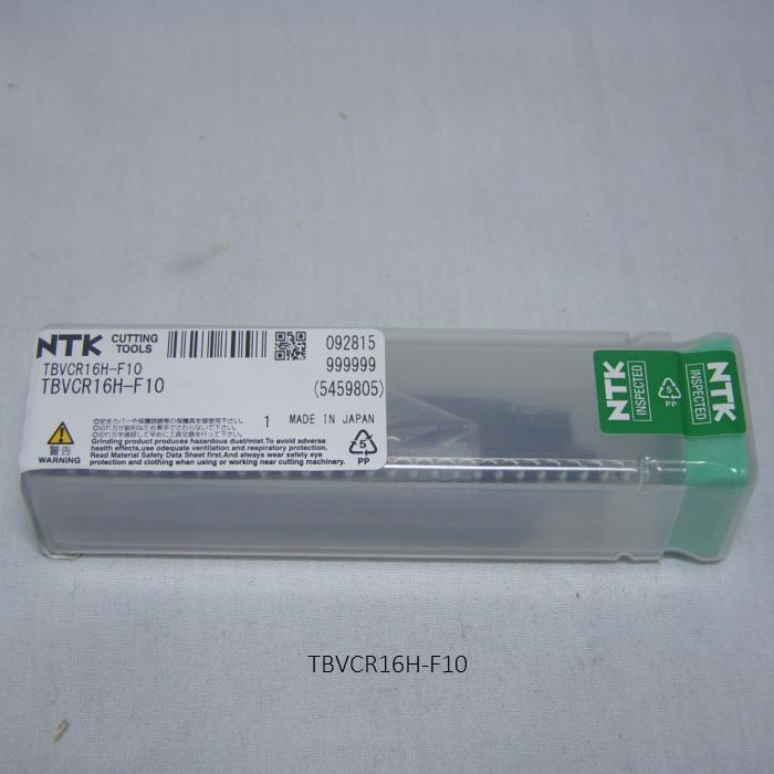 NTK 後挽き加工用バイト用ホルダ SSバイト後挽き用TBVC型 TBVCR16H-F10