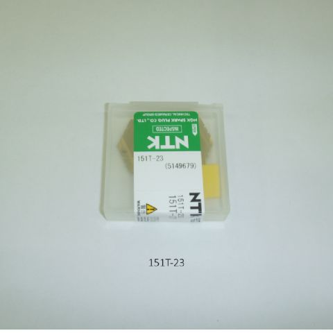 NTK ドリルチップ  151T-23