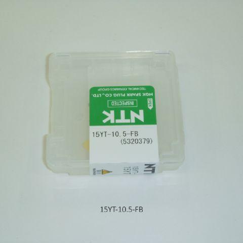 NTK平底チップ 15YT-10.5-FB