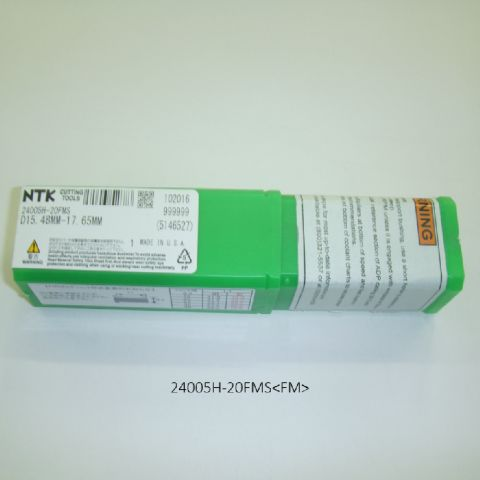 NTK ドリルホルダ 24005H-20FMS