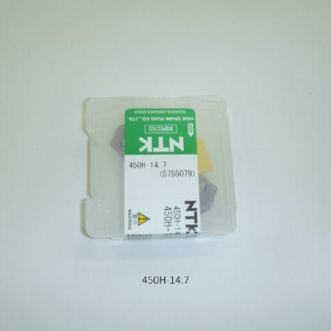 NTK ドリルチップ  450H-14.7