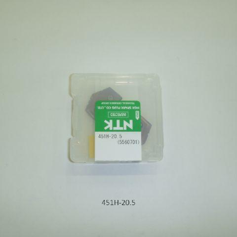 NTK ドリルチップ  451H-20.5