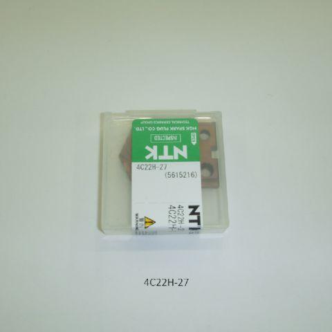 NTK ドリルチップ  4C22H-27