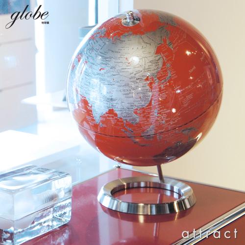 Globe 地球儀 L 30cm カラー:全3色 World Earth GB グローブボール インテリアグローブ インテリア雑貨 文具 ステーショナリー 入学 進学 お祝い ギフト 贈り物 【smtb-KD】