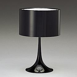 フロス FLOS SPUN LIGHT T2 スパン ライト T2 SEBASTIAN WRONG セバスチャン・ロング ブラック 照明 テーブルランプ 【smtb-KD】