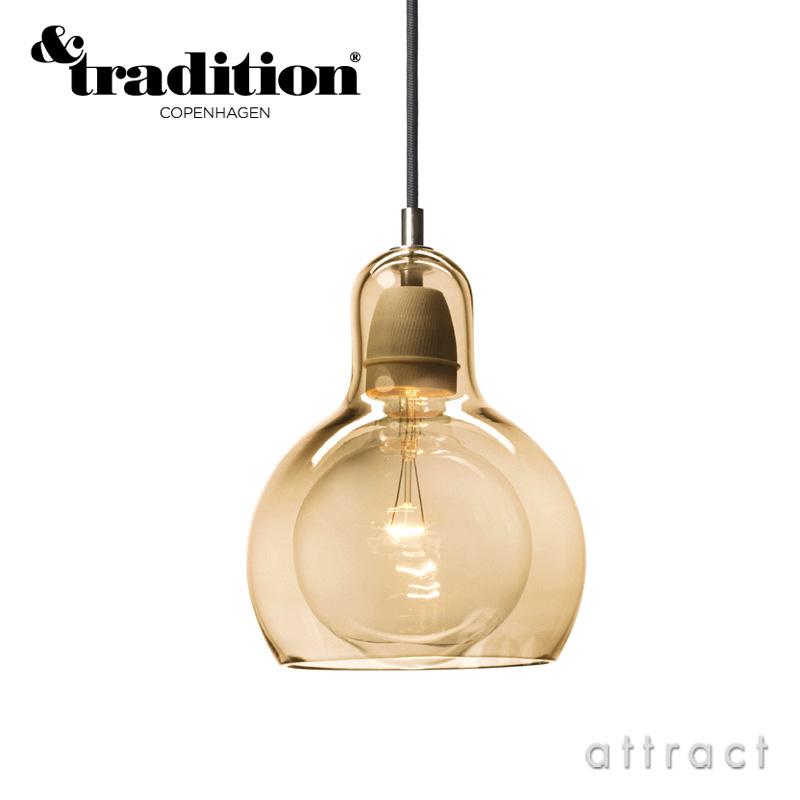 アンド トラディション &Tradition メガバルブ MEGA BULB ペンダントランプ 照明 カラー:ゴールド デザイン:ソフィー・リファー 【smtb-KD】  【HLS_DU】