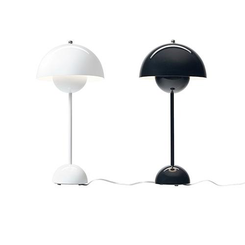 アンド トラディション &Tradition フラワーポート テーブルランプ FLOWERPOT TABLE LAMP VP3 卓上ランプ 照明 カラー:全2色 デザイン:ヴァーナー・パントン 【smtb-KD】  【HLS_DU】
