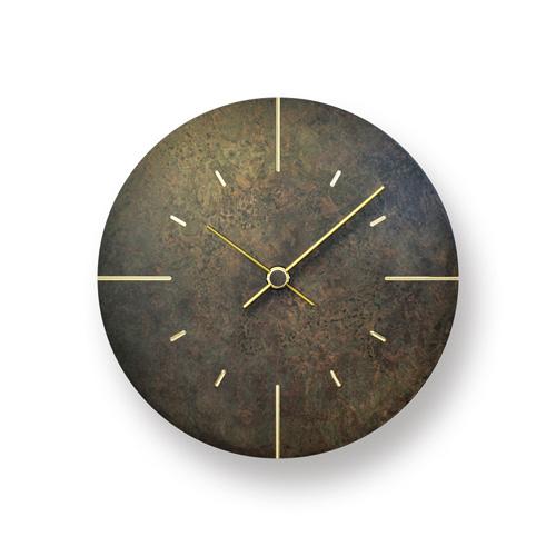 レムノス Lemnos タカタ オーブ Orb 壁掛け時計 ウォールクロック AZ15-07 デザイン:安積 伸 カラー:3色 【smtb-KD】  【HLS_DU】