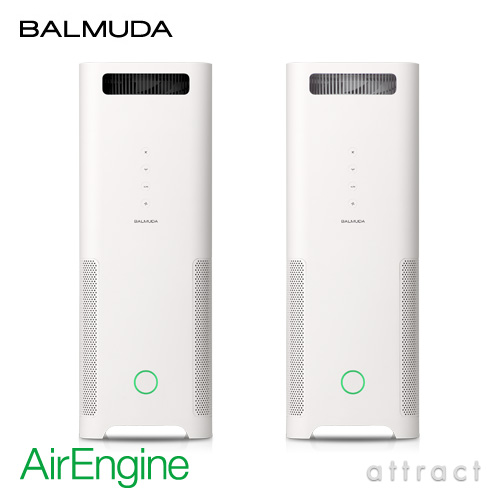 BALMUDA balmuda Air Purifier AirEngine air engine 360 ° enzyme filter W fan structure designer: Terao Gen-EJT-1100 color: two colors (the life appliances Ministry of space energy saving air circulation) ( PM2.5 compatible pollen anti odor pet odor ci