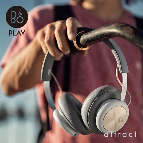 【限定カラー登場】バング&オルフセン Bang & Olufsen ベオプレイ B&O PLAY BeoPlay H4 ワイヤレス ヘッドフォン オーバーイヤー型 Bluetooth 4.2 デザイン:ヤコブ・ワグナー カラー:7色 【smtb-KD】