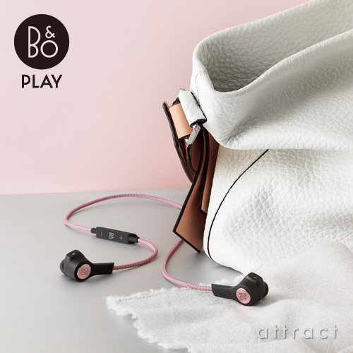 バング&オルフセン Bang & Olufsen ベオプレイ B&O PLAY BeoPlay H5 ワイヤレスイヤフォン イヤホン Bluetooth 4.2 防滴・防塵 アプリ対応 デザイン:ヤコブ・ワグナー カラー:5色 保証付 デンマーク 【smtb-KD】