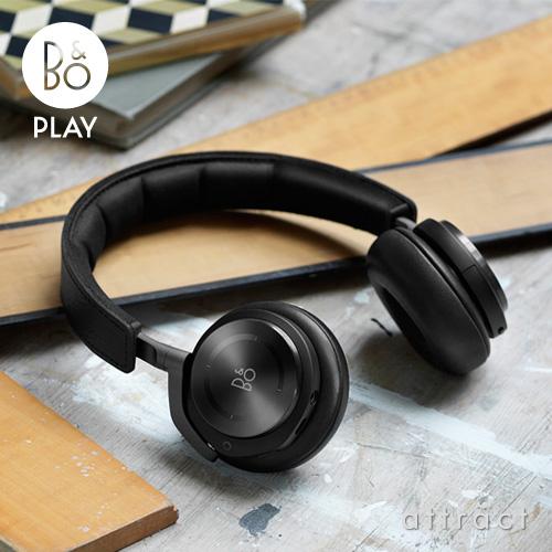 バング&オルフセン Bang & Olufsen ベオプレイ B&O PLAY BeoPlay H8 ワイヤレス ヘッドフォン オンイヤー型・アクティブノイズキャンセリング デザイン:ヤコブ・ワグナー カラー:3色 【smtb-KD】