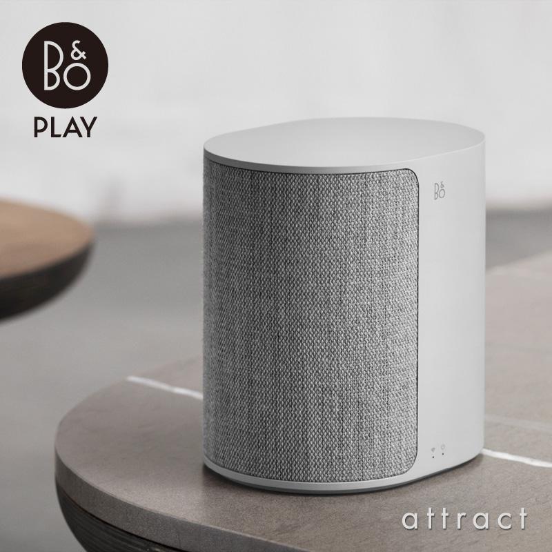 バング&オルフセン Bang & Olufsen ベオプレイ B&O PLAY BeoPlay M3 ワイヤレス スピーカー Bluetooth 4.2 ファブリックカバー Kvadrat マルチルーム対応 Chromecast デザイン:セシリエ・マンツ カラー:2色 【smtb-KD】