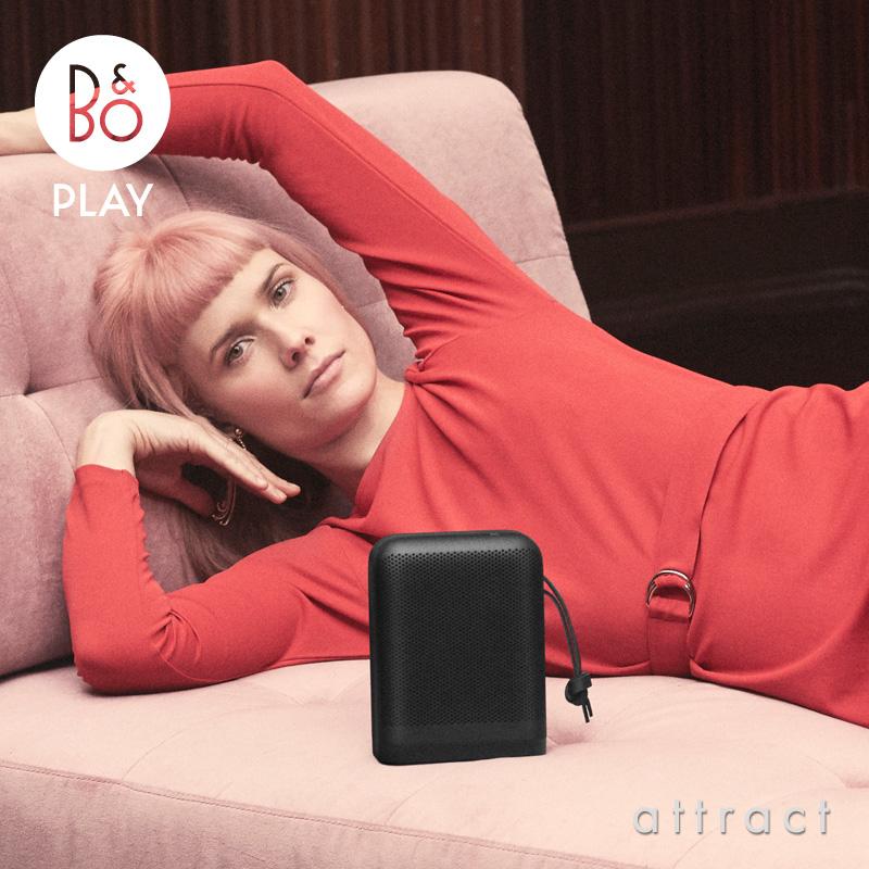 バング&オルフセン Bang & Olufsen ベオプレイ B&O PLAY BeoPlay P6 ワイヤレス スピーカー Bluetooth 4.2 アルミニウムカバー Chromecast デザイン:セシリエ・マンツ カラー:4色 【smtb-KD】