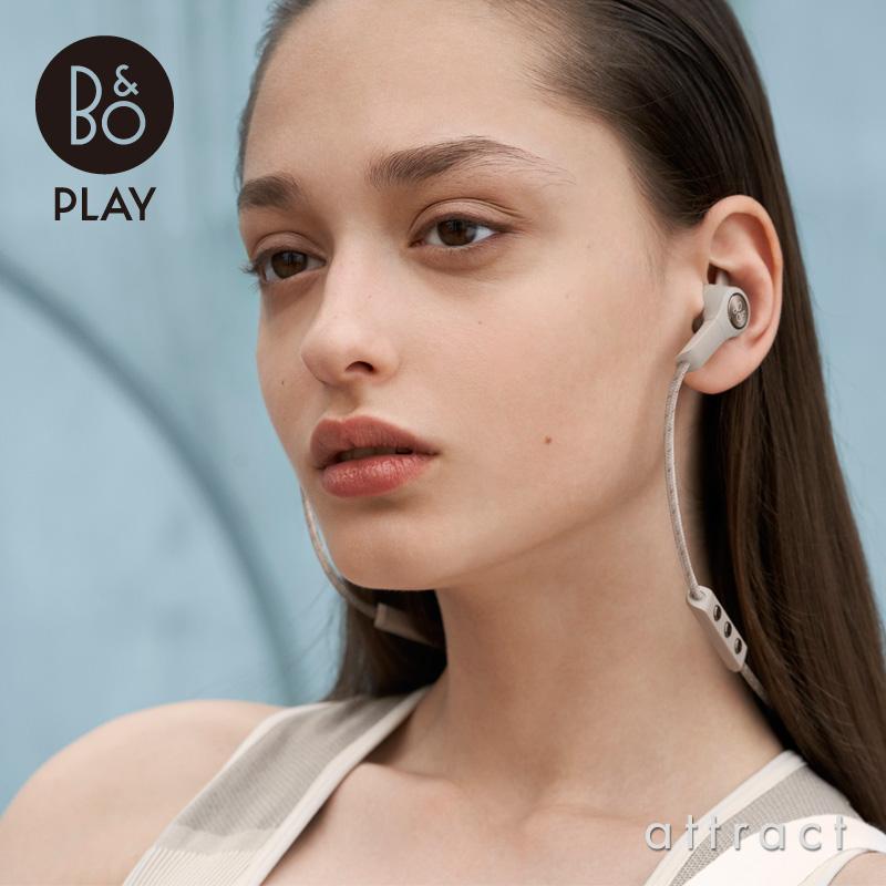 バング&オルフセン Bang & Olufsen ベオプレイ B&O PLAY BeoPlay E6 インイヤー ワイヤレスイヤフォン Bluetooth 4.2 デザイン:ヤコブ・ワグナー カラー:3色 防塵・防滴仕様 スナップオン充電 デンマーク オーディオ MoMA 【smtb-KD】