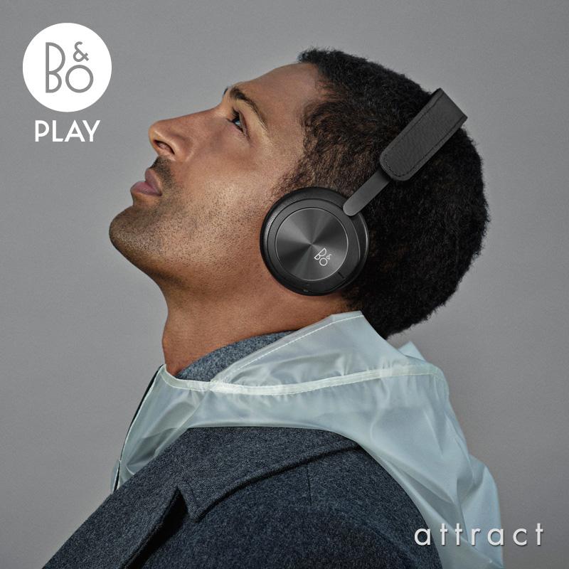 バング&オルフセン Bang & Olufsen ベオプレイ B&O PLAY BeoPlay H8i ワイヤレス ヘッドフォン オンイヤー型 アクティブノイズキャンセリング ANC Bluetooth デザイン:ヤコブ・ワグナー カラー:2色 正規メーカー保証 【smtb-KD】