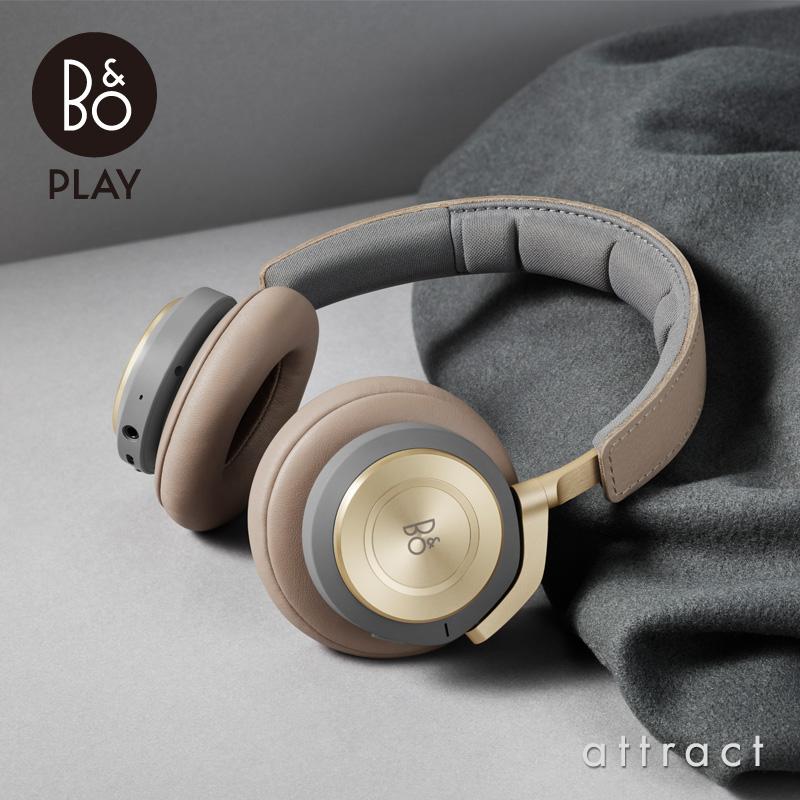 バング&オルフセン Bang & Olufsen ベオプレイ B&O PLAY BeoPlay H9 3rd ワイヤレス ヘッドフォン オーバーイヤー型 アクティブノイズキャンセリング ANC Bluetooth デザイン:ヤコブ・ワグナー 正規メーカー保証 【smtb-KD】