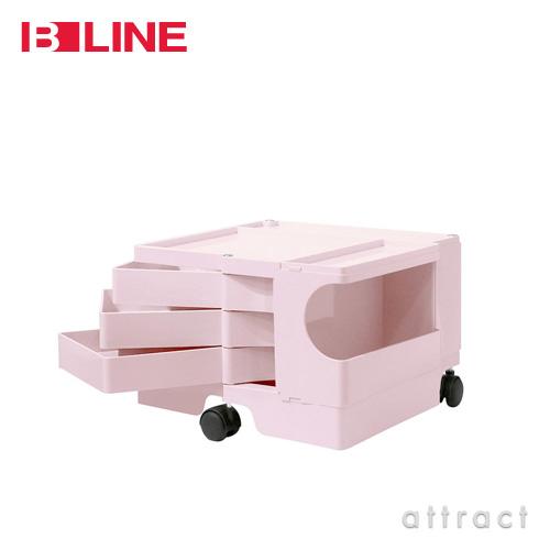 ビーライン B-LINE ボビーワゴン Boby Wagon 1段3トレイ テンダーローズ 専用インナートレイ付属 収納ワゴン キャスター付き 【smtb-KD】