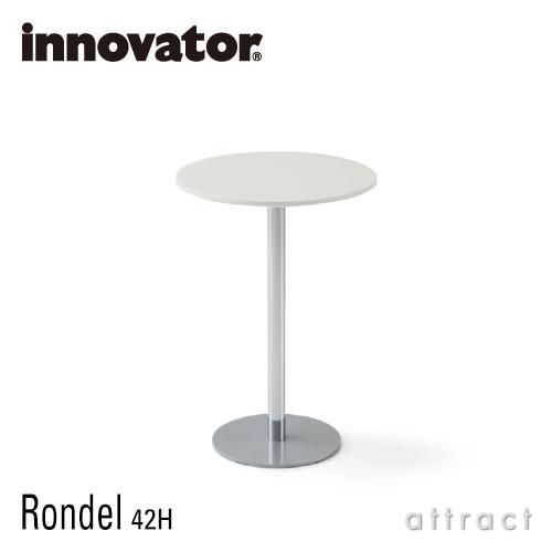 118 42H サイドテーブル イノベーター innovator スチール メラニン樹脂 天板カラー:2色 Φ42cm 高さ60cm テーブル 北欧 家具 スウェーデン コーヒーテーブル 【smtb-KD】