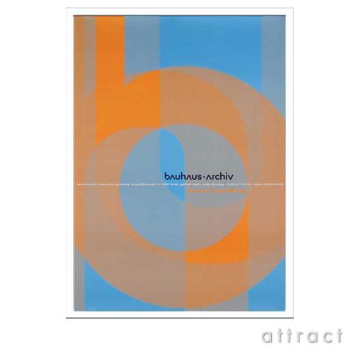 【お取寄せ】 INTERIOR ART FLAME インテリアアートフレーム BAUHAUS POSTER バウハウスポスター Archiv 1996 doppelpunkt IBH 70045 インテリア・ポスター・アート 【smtb-KD】