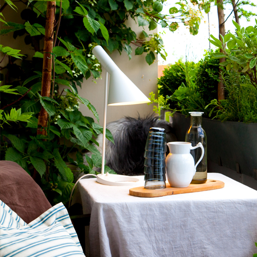 louis poulsen aj table aj table led arne jacobsen. Black Bedroom Furniture Sets. Home Design Ideas