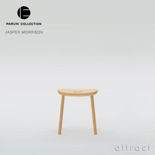 マルニ木工 maruni マルニコレクション MARUNI COLLECTION O1 スツール T&O サイズ:Low 4本脚 椅子 メープル ナチュラル:3色 デザイナー:ジャスパー・モリソン 【smtb-KD】