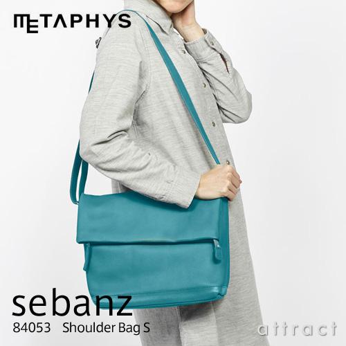 メタフィス METAPHYS sebanz セバンズ 84053 Shoulder Bag S ショルダーバッグ S・口折れタイプ カラー:全7色 Sサイズ 鞄 カバン ヌメ革 牛革 ビジネス カジュアル ギフト 【smtb-KD】