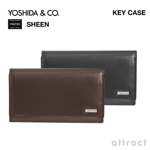 吉田カバン YOSHIDA & Co. ポーター PORTER シーン SHEEN 110-02923 キーケース(鍵・カギ) 【smtb-KD】