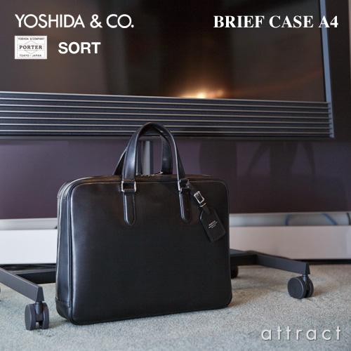 吉田カバン YOSHIDA & Co. ポーター PORTER ソート SORTA4 ブリーフケース カラー:全2色 116-03275 【smtb-KD】