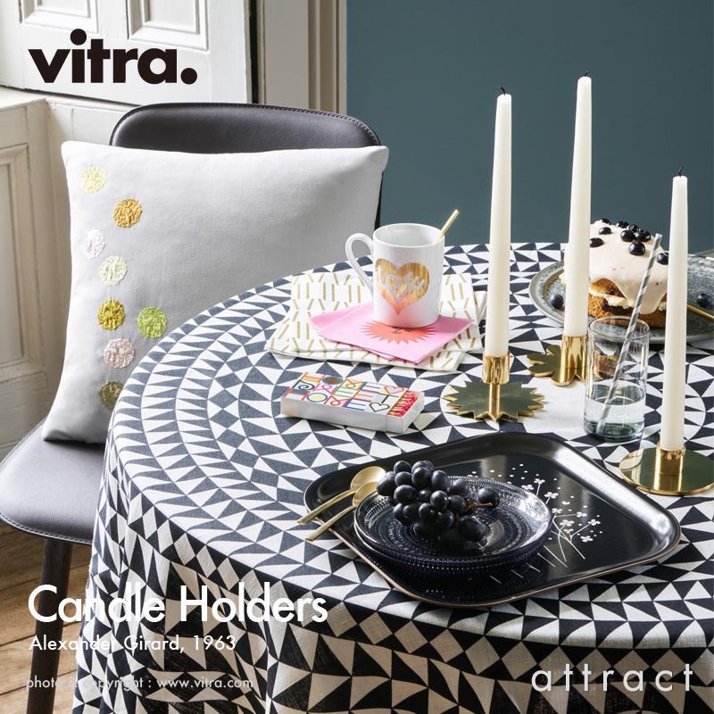 ヴィトラ Vitra キャンドルホルダー Candle Holders キャンドルスタンド ろうそく立て 燭台 デザイン:Alexander Girard カラー:ゴールド(真鍮) 全4種類 ホームアクセサリー リビング ダイニング キッチン 北欧