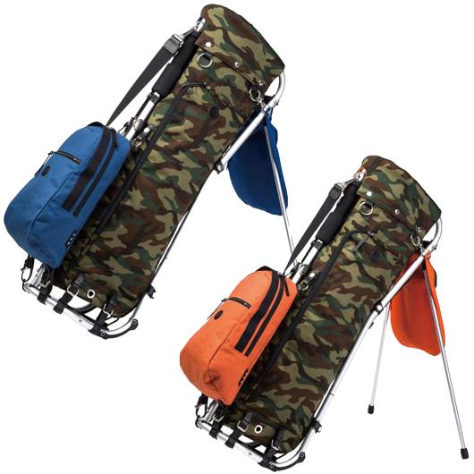 ミズノ スタンド式キャディバッグ 木の庄帆布 フレームウォーカー 品番:5LJC201000 サイズ 9.5型/3.4kg/47インチ対応#MIZUNO
