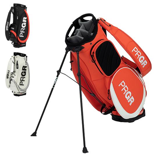 プロギア スタンド式キャディバッグ PRCB-203#PRGR#2020年モデルゴルフバッグ