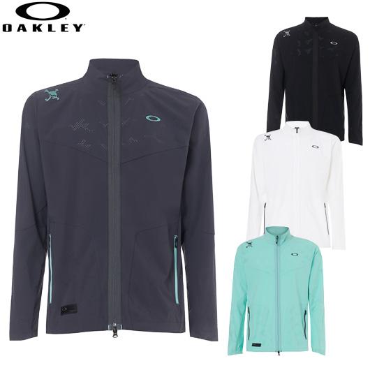 オークリー SKULL BREATHABLE JACKET 2.0 男性用ジャケット 品番:412748JP#OAKLEY#19SS#スカルブレサブルジャケット2.0