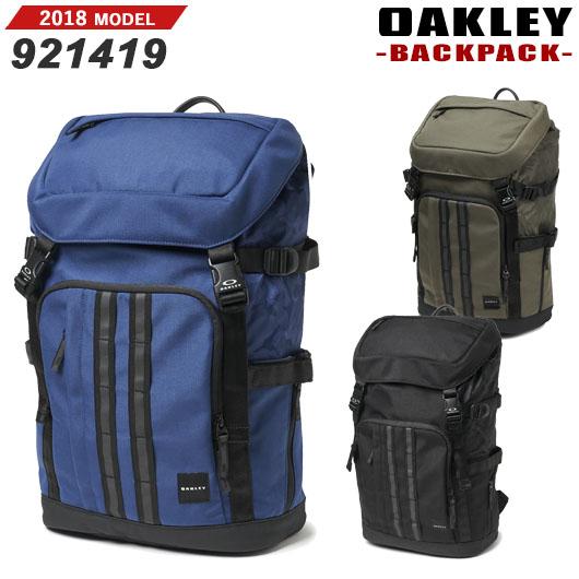 オークリー Utility Organizing Backpackバックパック 品番:921419#OAKLEY/18FW/BAG/BACKPACK