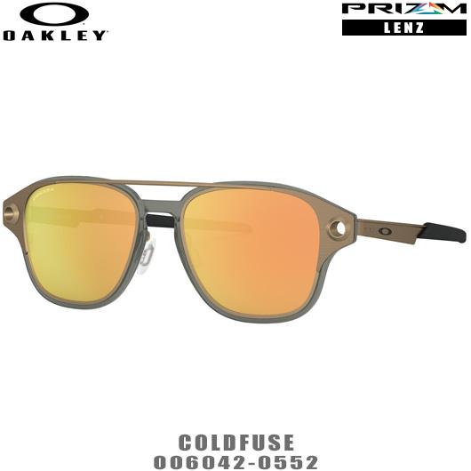 オークリー サングラス COLDFUSE 品番:OO6042-0552 #OAKLEY/コールドフューズ#スタンダードフィット