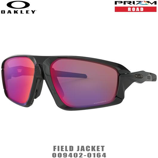 オークリー サングラス FIELD JACKET品番:OO9402-0164#OAKLEY/フィールドジャケット#PRIZM/プリズムロード
