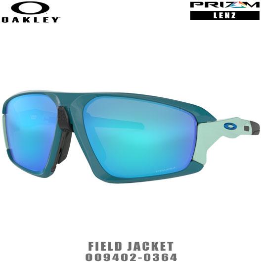 オークリー サングラス FIELD JACKET品番:OO9402-0364#OAKLEY/フィールドジャケット#PRIZM/プリズムレンズ