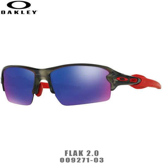 オークリー サングラス アジアフィットFLAK2.0品番:OO9271-03#OAKLEY/フラック2.0/00927103