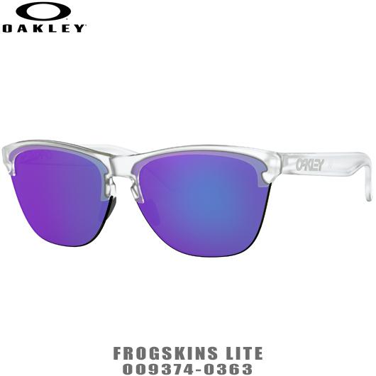オークリー サングラス FROGSKINS LITE品番:OO9374-0363#OAKLEY/フロッグスキンズライト
