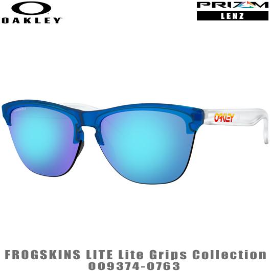 オークリー フロッグスキンズライトOO9374-0763(0093740763)#OAKLEY/FROGSKINSLITE/PRIZM