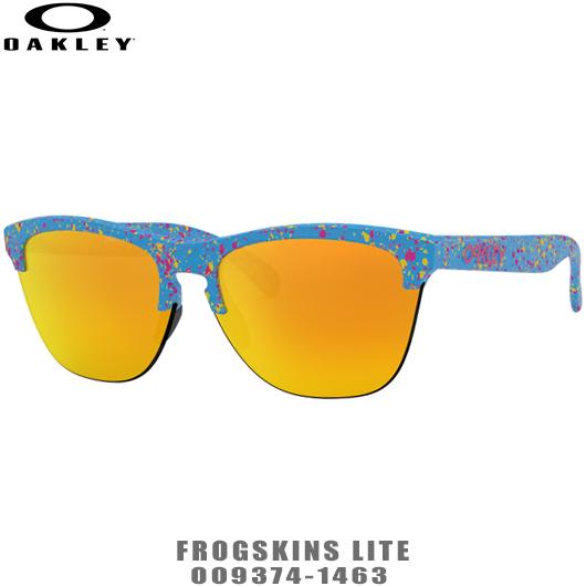 オークリー フロッグスキンズライトOO9374-1463(0093741463)#OAKLEY/FROGSKINSLITE
