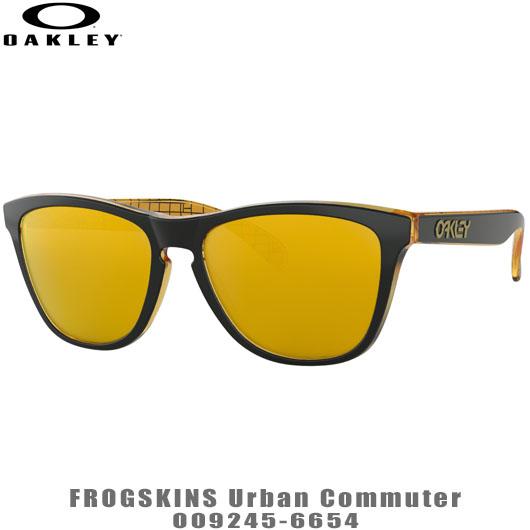 オークリー サングラス FROGSKINS URBAN COMMUTER品番:OO9245-6654#OAKLEY/フロッグスキンズアーバンコミューター