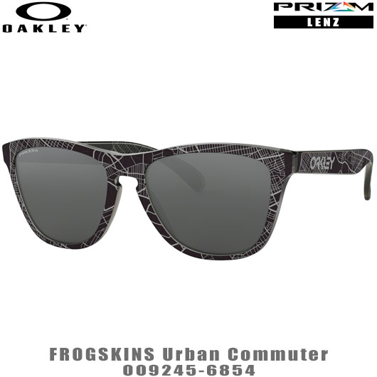 オークリー サングラス FROGSKINS URBAN COMMUTER品番:OO9245-6854#OAKLEY/フロッグスキンズアーバンコミューター#PRIZM/プリズムレンズ