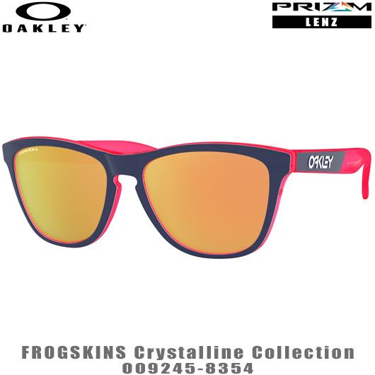 オークリー サングラス FROGSKIN Crystalline Collection 品番:OO9245-8354#OAKLEY/フロッグスキン#アジアフィット