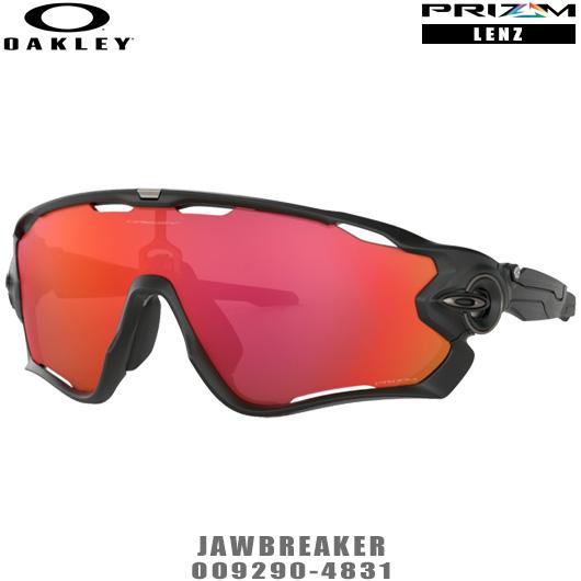 オークリー サングラス JAWBREAKER スタンダードフィット 品番:OO9290-4831#OAKLEY/ジョウブレイカー#プリズムレンズ