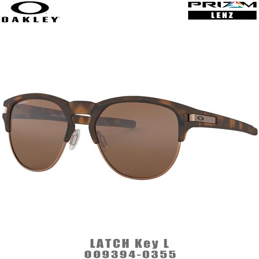 オークリー サングラス LATCH KEY L品番:OO9394-0355#OAKLEY/ラッチキーL#PRIZM/プリズムレンズ
