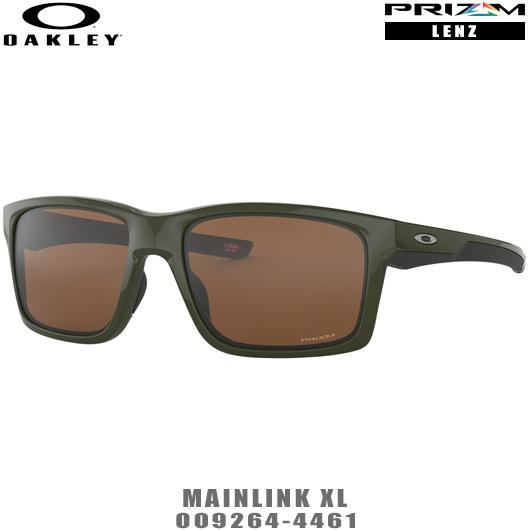 オークリー サングラス MAINLINK XL 品番:OO9264-4461 #OAKLEY/メインリンクXL#PRIZM/プリズムレンズ#スタンダードフィット