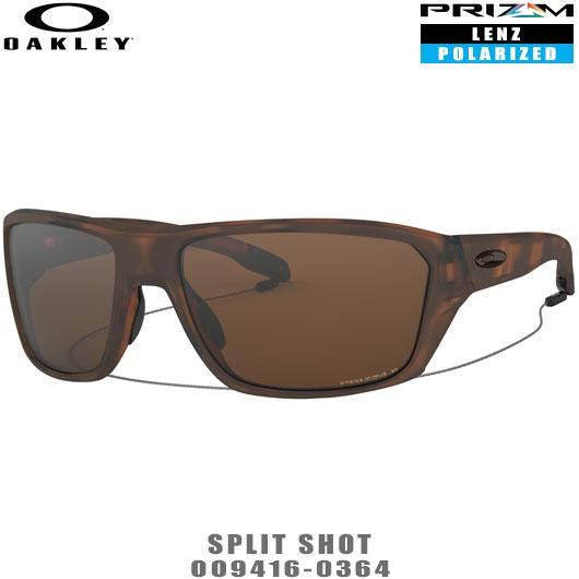 オークリー サングラス SPLIT SHOT PRIZM POLARIZED 品番:OO9416-0364#OAKLEY/SPLIT SHOT/スプリットショットプリズム偏光レンズ