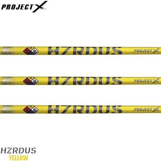 RIFLE PROJECT X HZRDUS YELLOWウッド用カーボンシャフト単体販売#ライフルプロジェクトXハザーダスイエロー#シャフト単体/工房/リシャフト